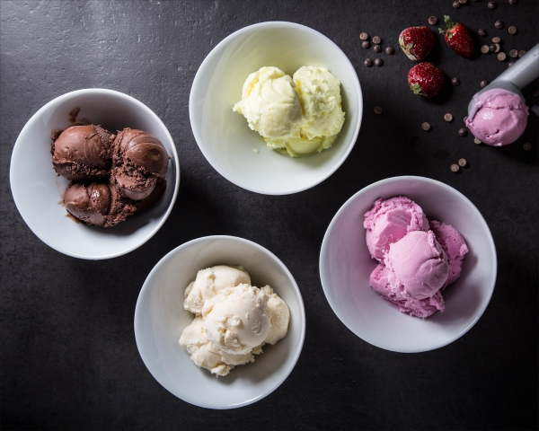 The Gelato Selection από την Kenfood